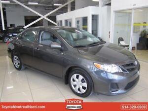 Toyota Corolla CE Aut/AC 2013