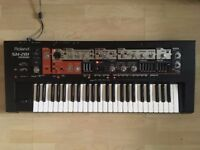 Roland SH-201 analogue modeling synthesiser
