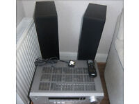 Yamaha RX-V350 Home Cinema Receiver 5 x 90W + Gale 5 Floor Standing Speakers