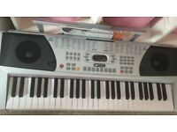Acoustic Solutions Keyboard with full size keys