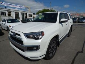 2017 Toyota 4Runner LIMITED & 7 SEATS & NAVI & BACK UP CAM & BRA