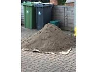 FREE filtered topsoil