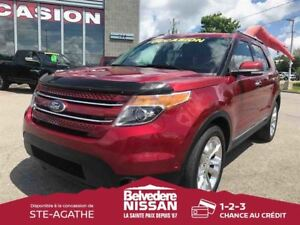 2014 Ford Explorer LIMITED NAVIGATION TOIT PANORAMIQUE