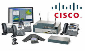 Cisco IP Phones VOIP PBX System for Small Business - SIP PRI
