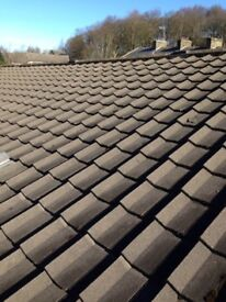 600no Roof tiles - excellent condition