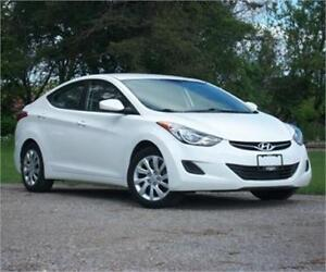 2013 Hyundai Elantra GL Remote Start|Heated Front Seats|Bluetoot