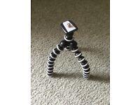 GoPro digital camera gorilla flexible tripod