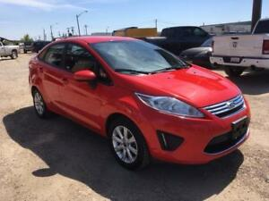2012 Ford Fiesta -NO CREDIT CHECKS! CALL 780 918 2696
