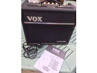 Vox VT20+ guitar amplifier