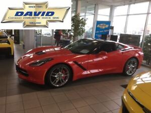 2017 Chevrolet Corvette 1LT STINGRAY **BRAND NEW***