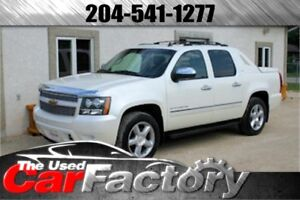 2011 Chevrolet Avalanche LTZ LOADED