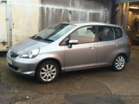 2006 HONDA JAZZ 1.4 L13A IN STORM SILVER NH642M PAINT CODE BREAKING FOR PARTS