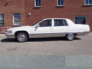 1996 Cadillac Fleetwood Impeccable, mint !!!!