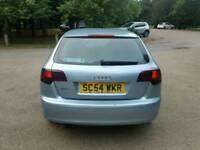 L@@K!! Audi A3 2.0Turbo Diesel DSG/Auto S-Tronic 97k FSH 2keys Hpi Clear £2875