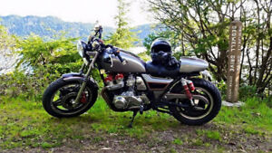 1982 Custom Build Honda 750C