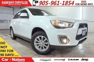 2015 Mitsubishi RVR PRE-CONSTRUCTION SALE| SE| AWC| BLUETOOTH &