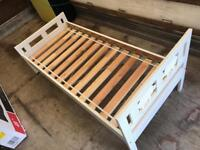 Single bed frame - free delivery - still available