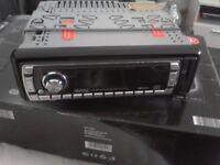 Silvercrest MP3 Car Radio annd CD player