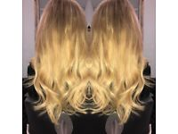 Hair extension specialist and Blow dry's