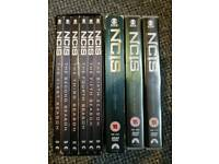 Ncis dvd seasons 1 to 9