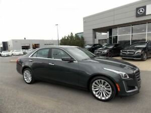 2015 Cadillac CTS CTS4 Luxury, toit pano, cuir, navi, Sirius