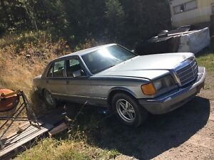 1982 Mercedes benz 380sel
