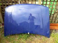 Volkswagen VW Polo 6N0 6N1 Bonnet - Blue 1994 1995 1996 1997 1998 1999