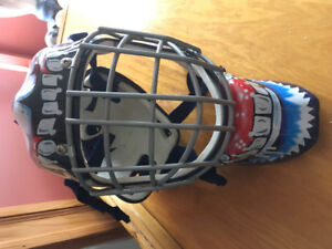 Street hockey mask