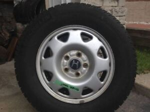 Michelin Winter Tires - Used for 2 winters only