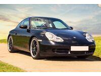Porsche 911 3.4 Carrera 2, 6 Speed Manual (996)