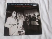 Vinyl LP Bruce Hornsby & The Range – A Night On The Town RCA PL82041