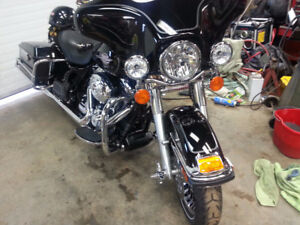 2012 electric glide