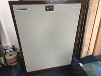 Large blueprint filing cabinet
