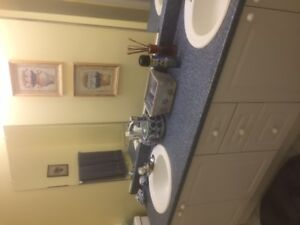 Furnished Master bed/private bath in Exec. Condo for rent
