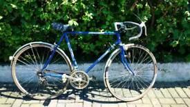 Raleigh Stratus racing bike vintage