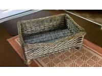 PRICE REDUCED ON Pet basket