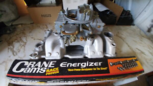 SBC Intake Carb and Crane Cam / Lifters (New)