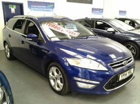 Ford Mondeo 2.0TDCi 140 Titanium X Business Edition (FULL LEATHER+SAT N