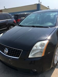 Nissan sentra 2008 FWD automatic
