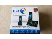 BT6500 Nuisance Call Blocker Twin Cordless Phone with Answering Machine