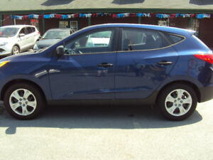 2012 Hyundai Tucson L SUV, Crossover FINANCING AT 6.99%