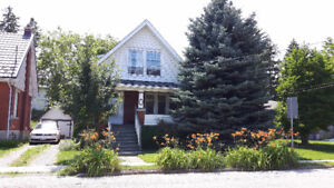 Century Home with Private Backyard Minutes from Downtown