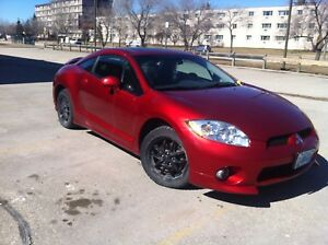 2008 Mitsubishi Eclipse low Kms