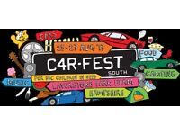 SELLING A CARFEST SOUTH TICKET FOR SUNDAY. Available to collect at the event