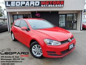 2015 Volkswagen Golf Bluetooth,Heated Seat*One Owner*No Accident