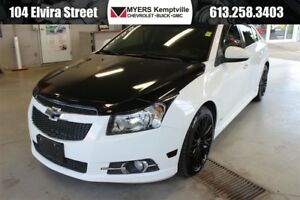 2014 Chevrolet Cruze 2LT Leather Sun Roof Touch Screen