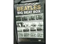 BEATLES BIG BEAT BOX COLLECTOR'S EDITION