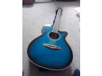 Electric Acoustic Gear4Music Guitar. Great Condition.