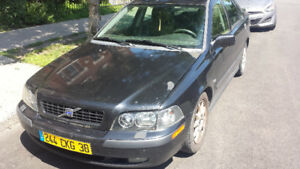 Volvo S40 2003, turbo