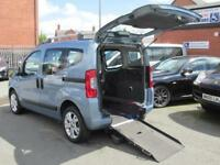 Fiat Qubo 1.3 diesel Automatic, wheelchair accessible, disabled access WAV